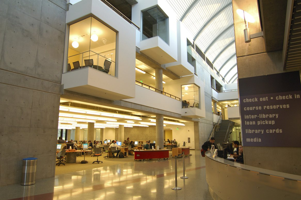 Csu Monterey Bay Library Monterey Ca Our Projects Sj